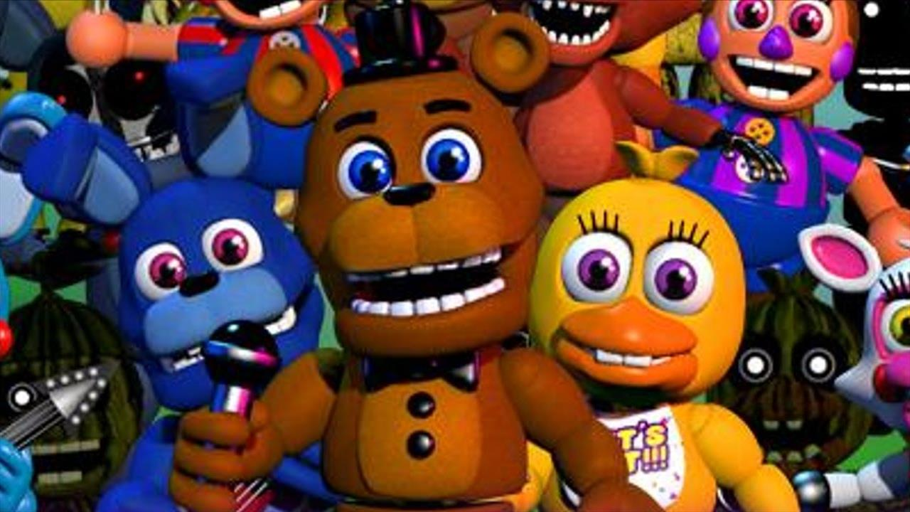 'Five Nights At Freddy's World' to launch on Steam next month