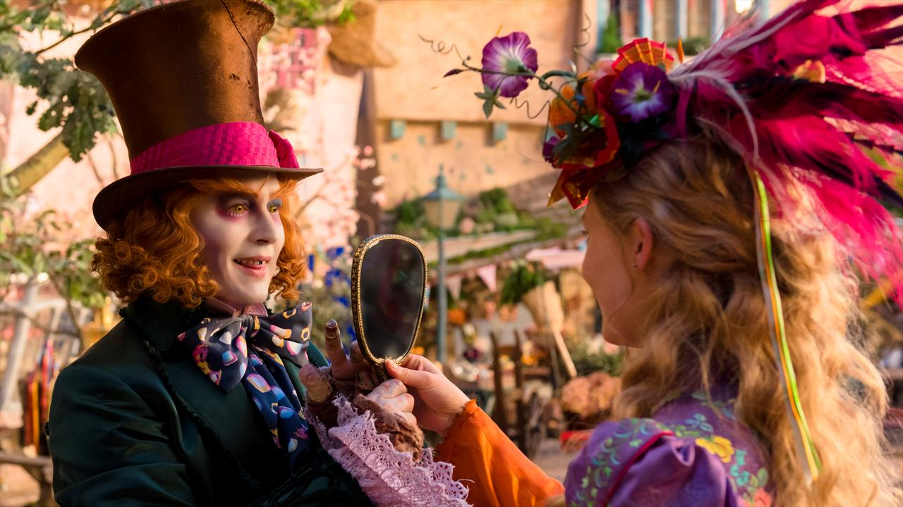 Alice Through the Looking Glass review: The film is a let-down