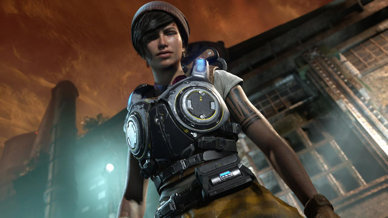 Gears of War 4's campaign demoed at E3