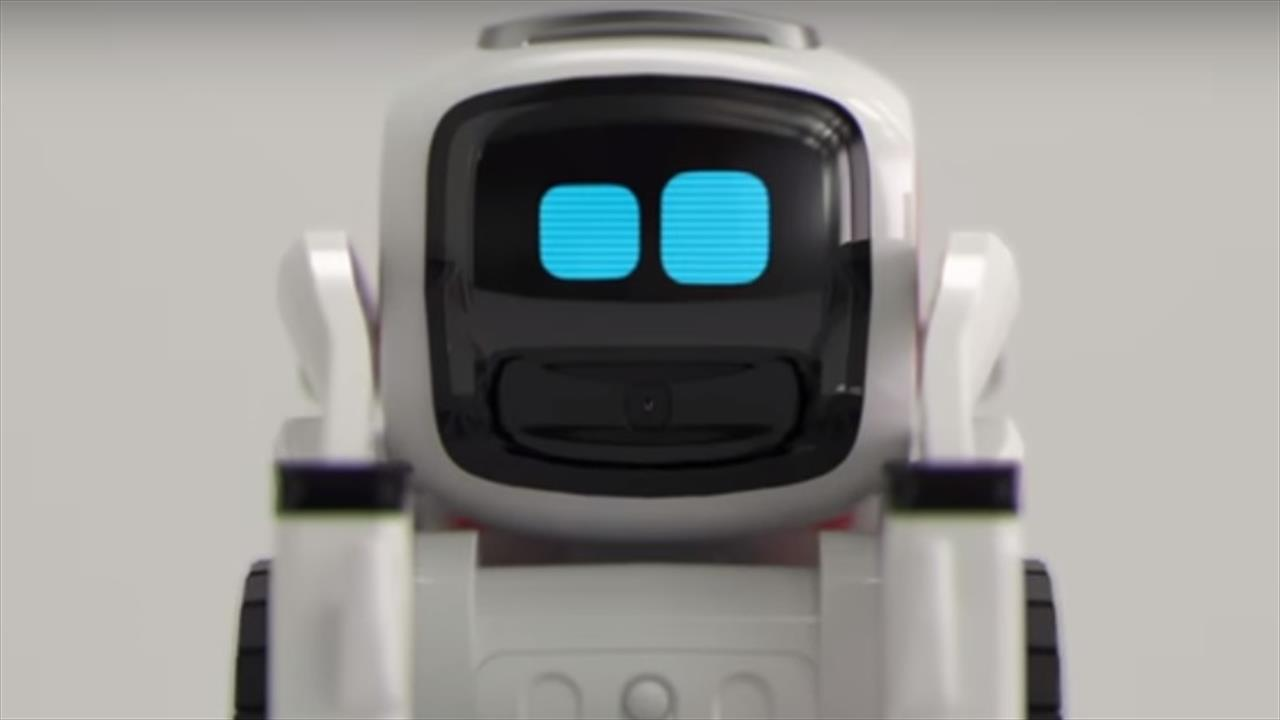 Cosmo Is The Robot Friend You Always Wanted