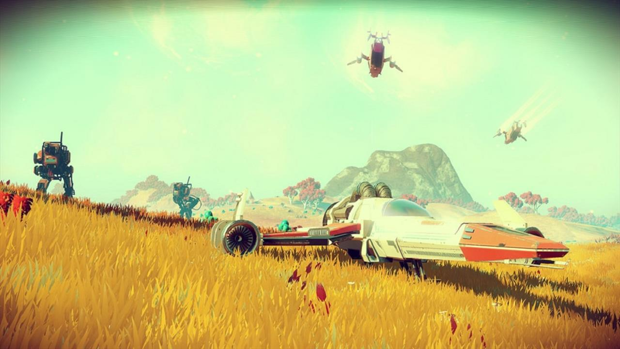 Hello Games already working on first PS4 update