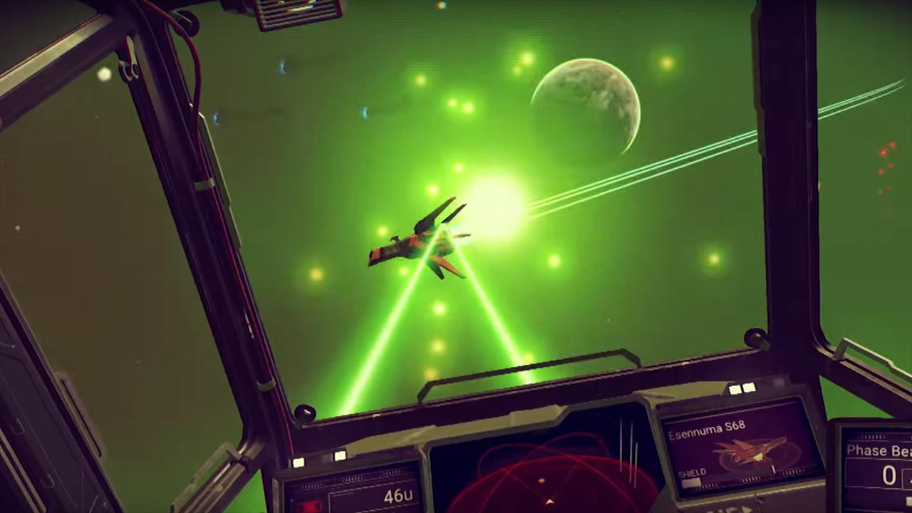 Watch Things Get Hairy in New No Man's Sky 'Fight' Trailer