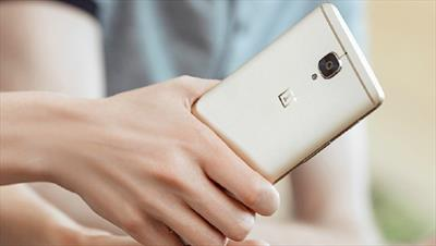 OnePlus 3 phones coming to shops