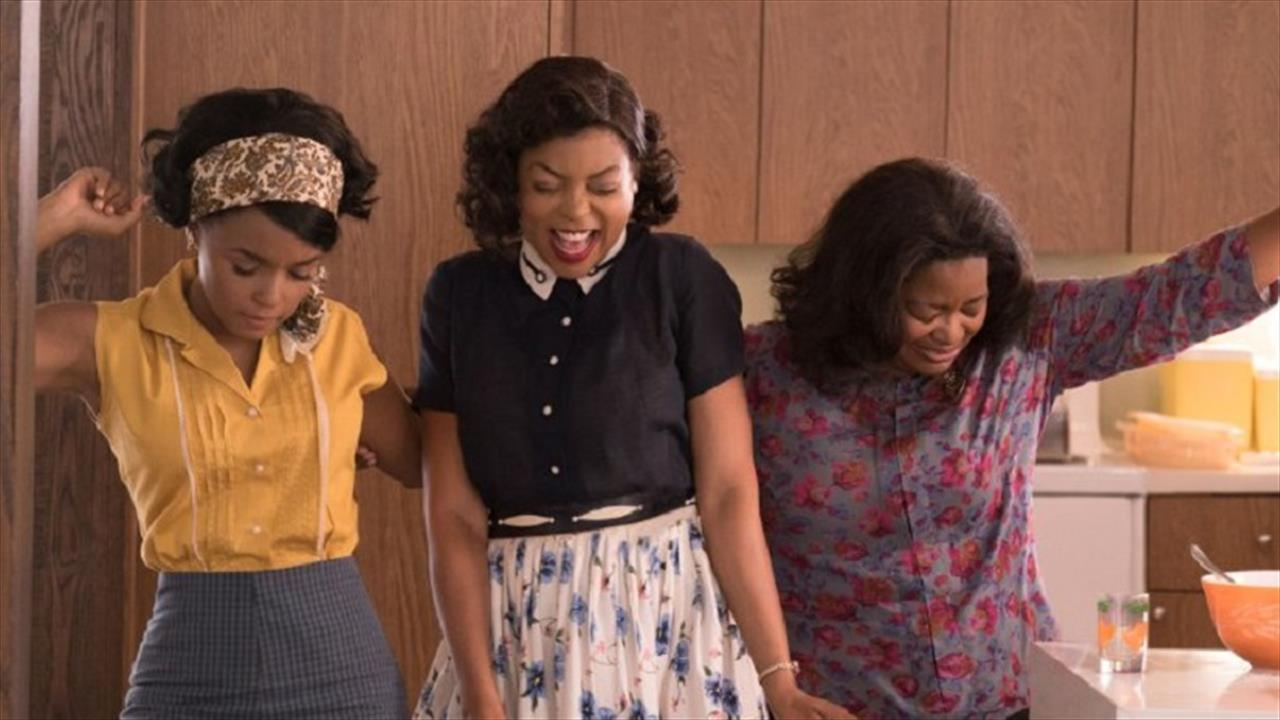 Watch Taraji P. Henson take over NASA in 'Hidden Figures' trailer