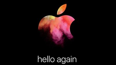 Apple event confirmed for October 27th- new Macs incoming?