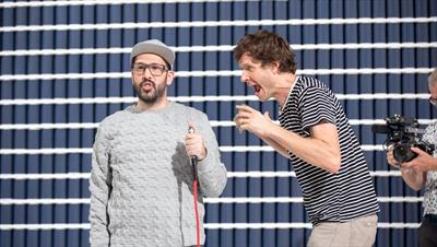 Gorgeous new OK Go video took 5 seconds to film!
