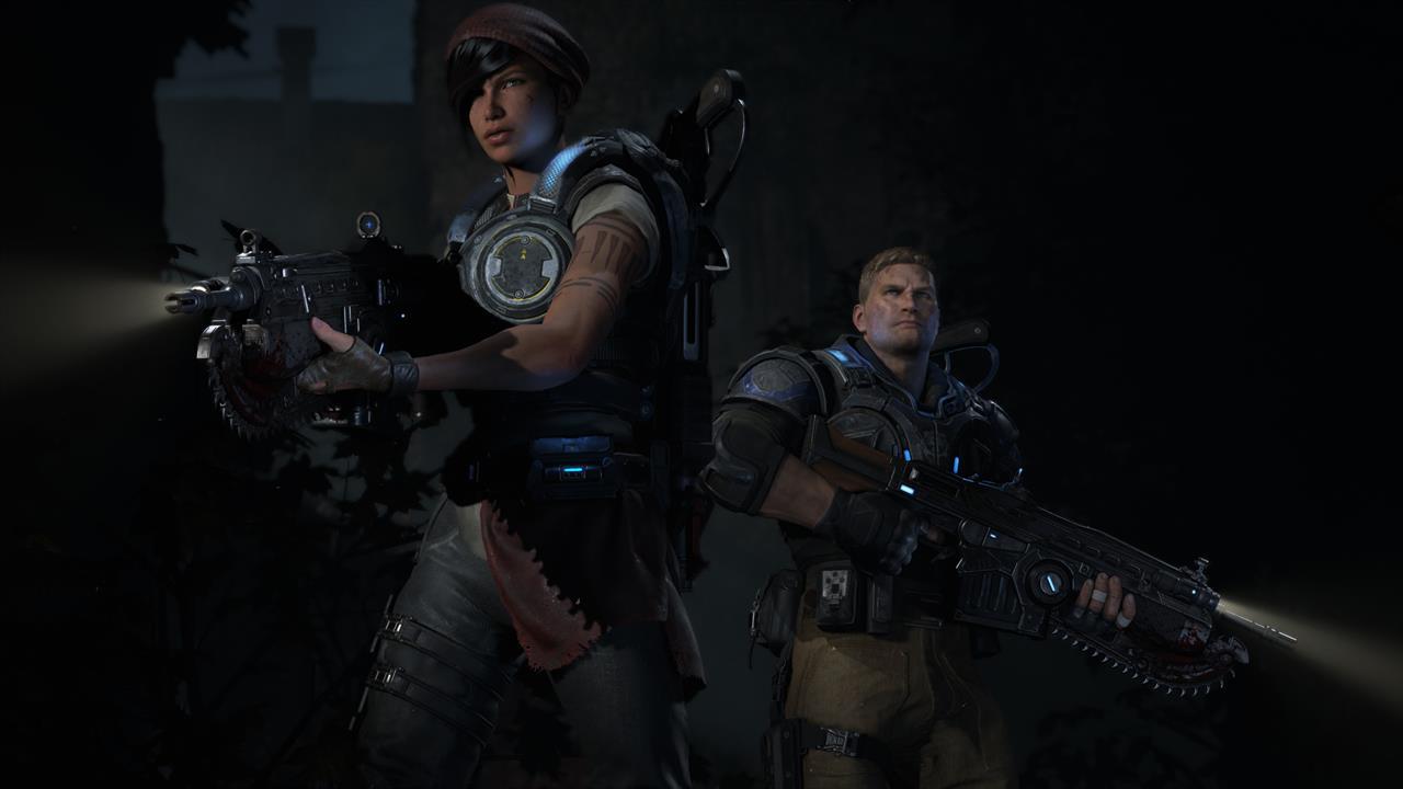 VIDEO Gears of War 4 footage leaks