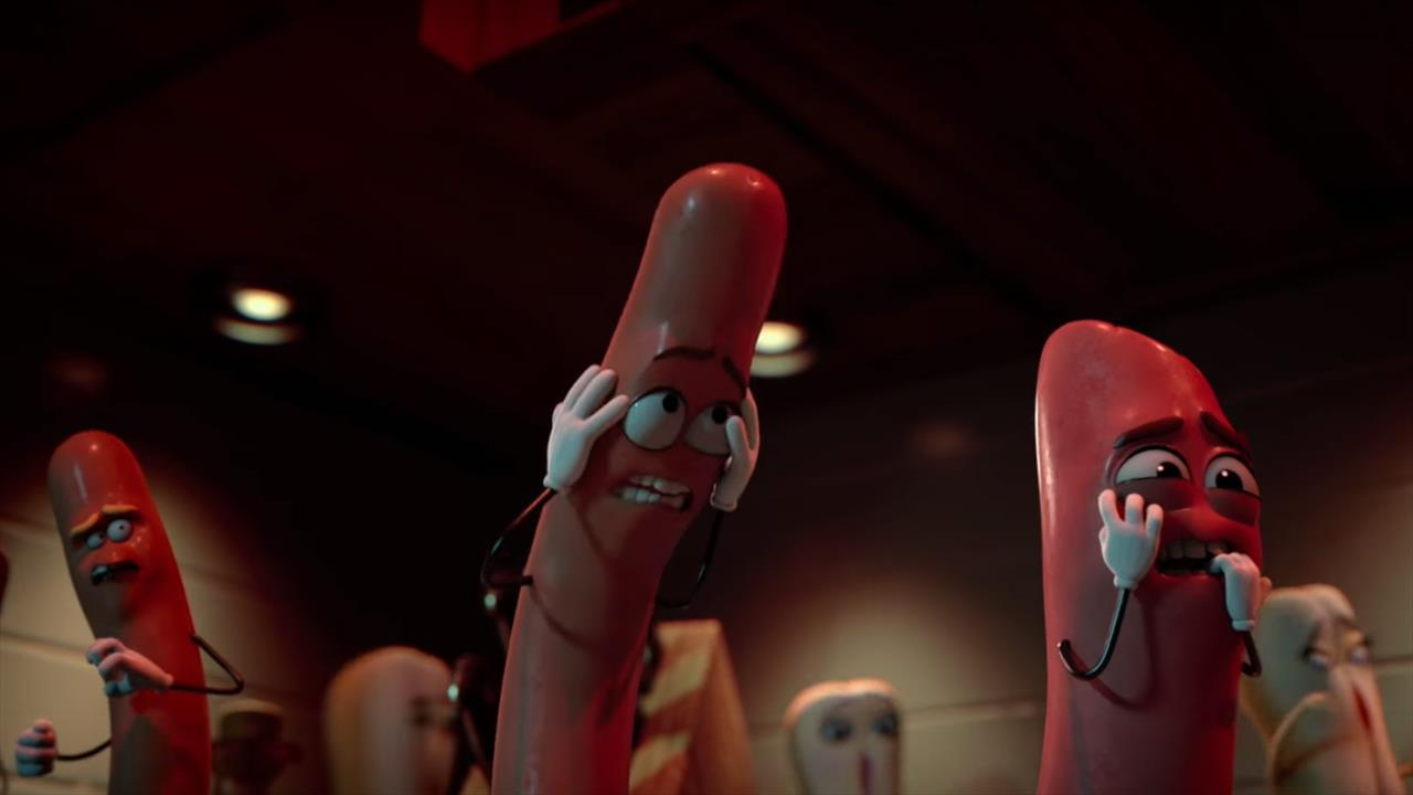 First Trailer For Seth Rogen's Raunchy, R-Rated Animated Comedy 'Sausage Party'