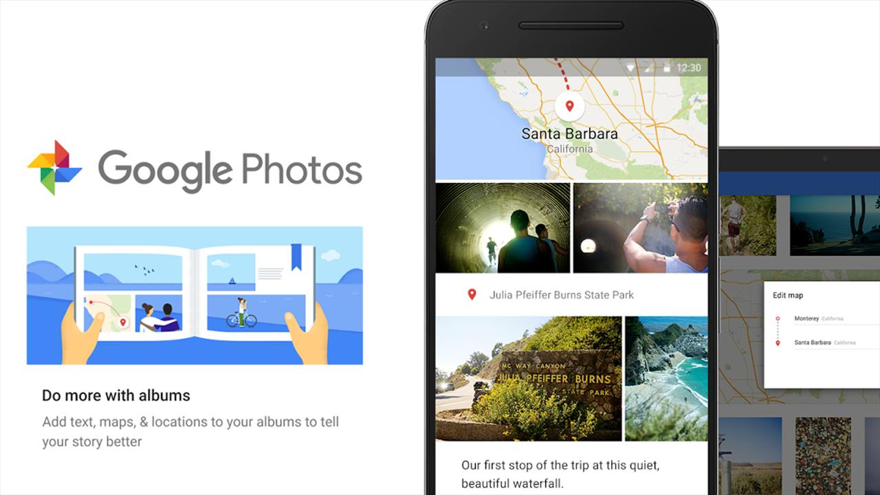 Google Photos retains originals - so edit as much as you want