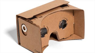 WebVR updated for Google Cardboard