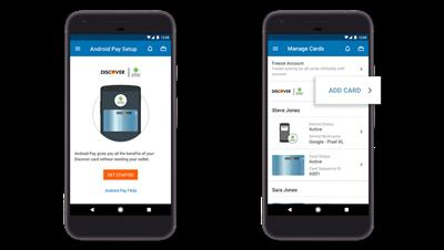 Android Pay integrates bank apps