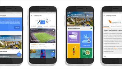 Google Trips receives new update