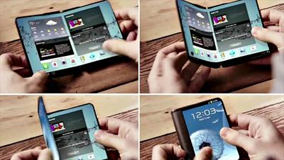 Samsung could unveil its foldable phone this year