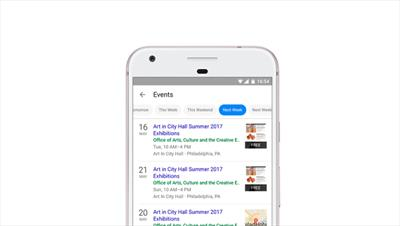 Google launches Local Event Search