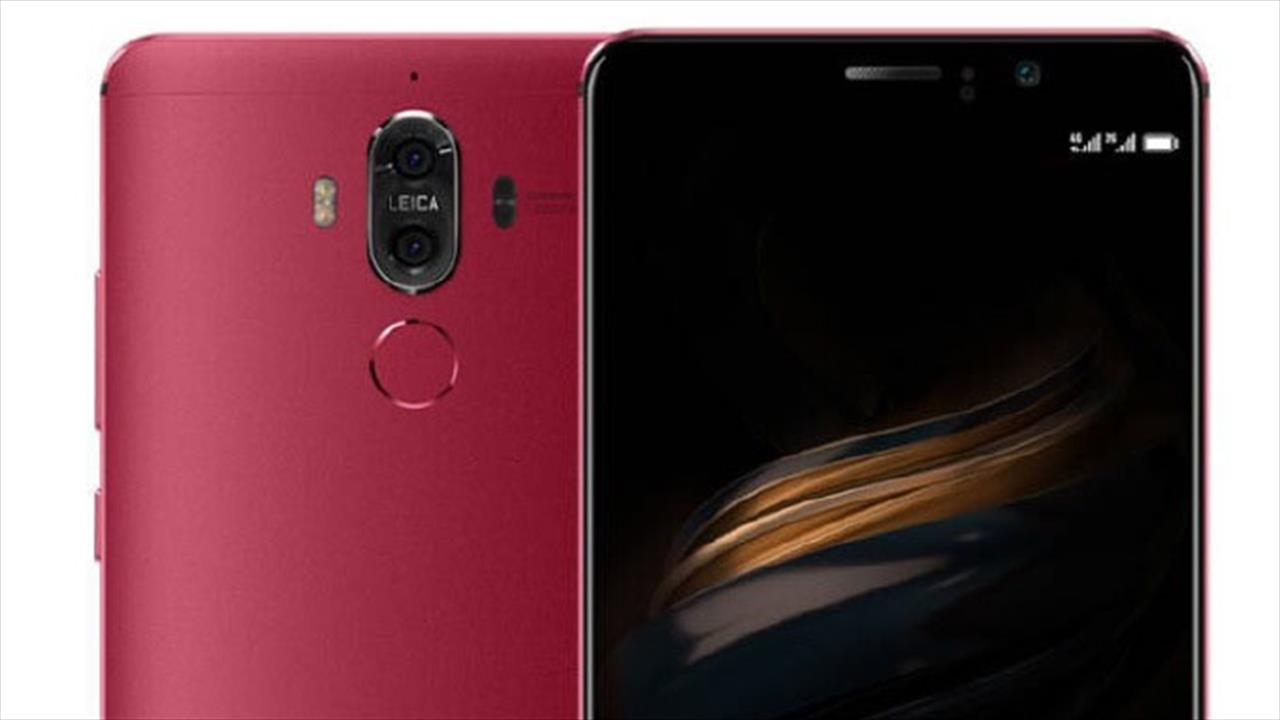 Huawei Mate 10 will be 'even more powerful' than the new iPhone