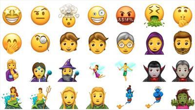 Twitter adds 69 new emojis