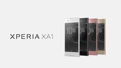 Sony Mobile Xperia XA1: small but spectacular