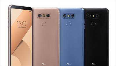 LG launches LG G6+