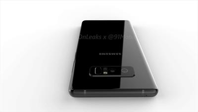 Samsung Galaxy Note 8 colour variants leak