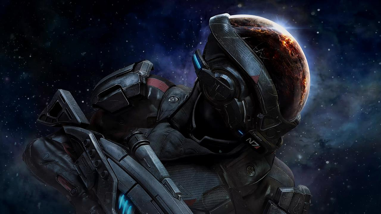 New aliens and harder difficulty level inbound for Mass Effect: Andromeda
