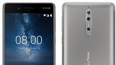 Nokia 8 specs leak
