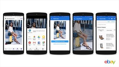 eBay to add Image Search to app