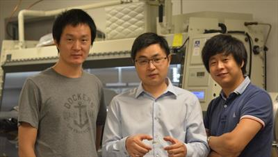Scientists develop disposable electronics