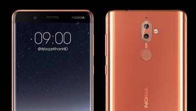 Nokia 9 renders leak