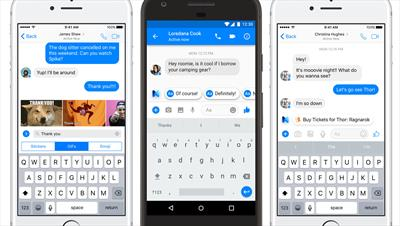 Facebook's M receives new features