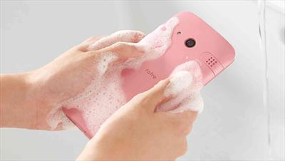 Kyocera unveil washable Rafre smartphone in Japan