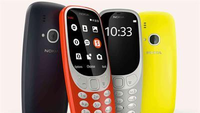 Nokia 3310 3G version seen online
