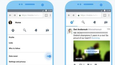 Twitter launches Twitter Lite