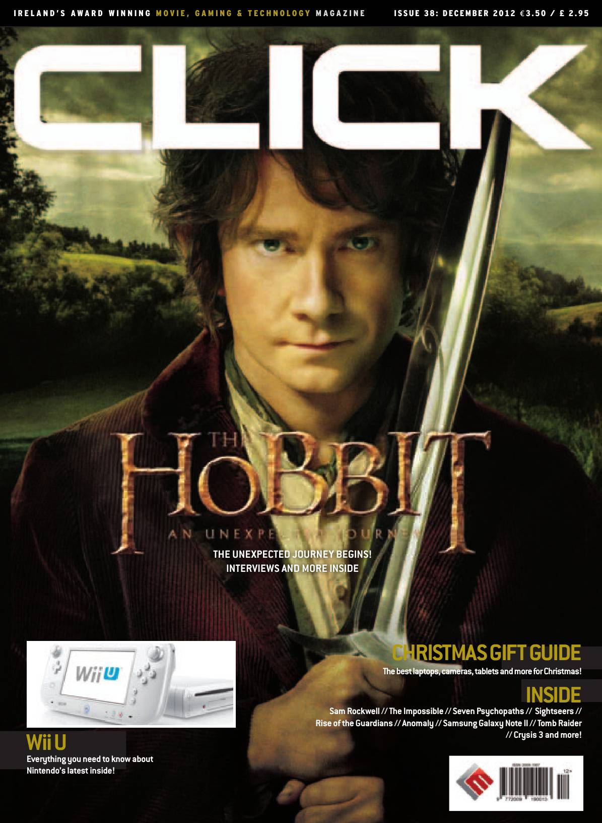 Click Issue 38 Dec 2012