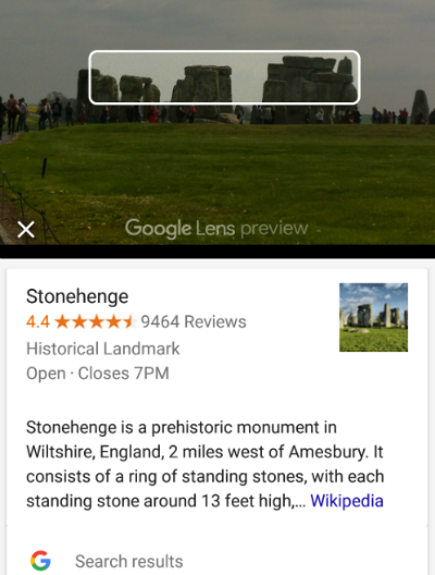 How to use Google Lens on your phone | The Lowdown