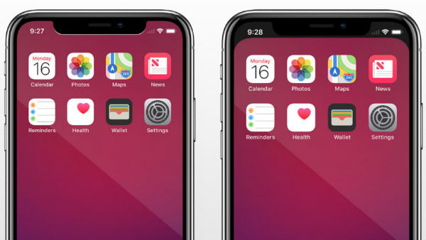 What is the notch?   The Lowdown